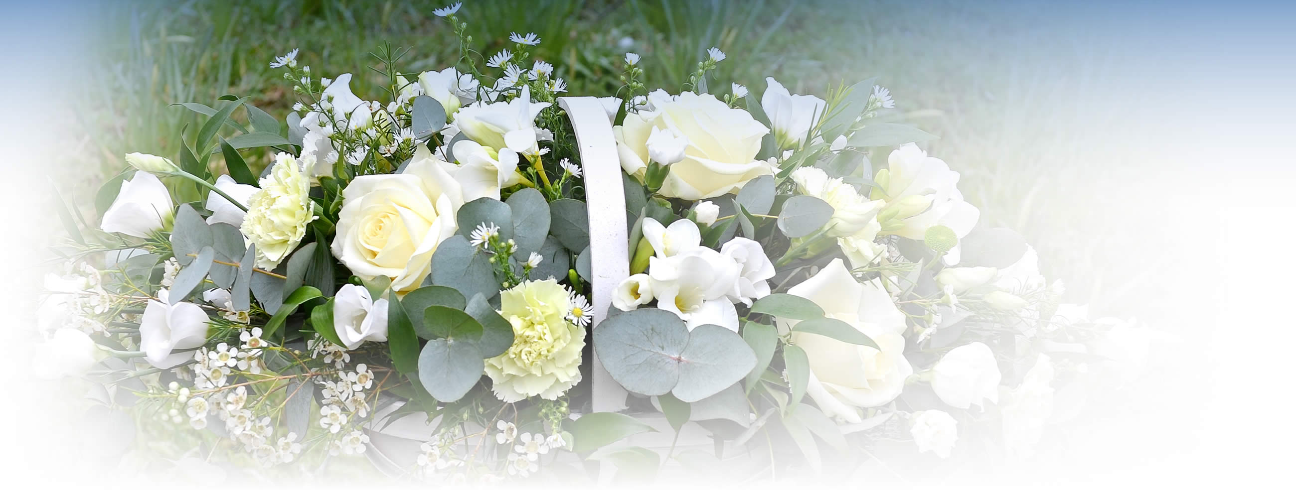 The Harwood Park flower court